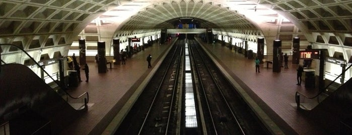L'Enfant Plaza is one of Trudy's list.