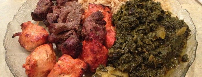 Kabob Palace is one of Best Places DC/Metro Area Part 1.