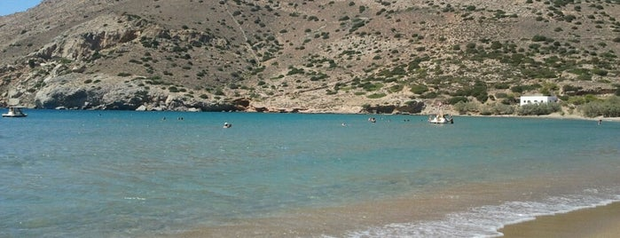 Galissas Beach is one of [To-do] Greece.
