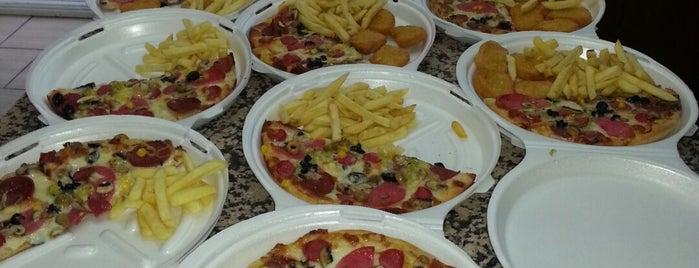 Mabella Pizza is one of สถานที่ที่บันทึกไว้ของ Metin.