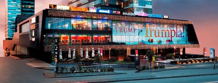 Trump Alışveriş Merkezi is one of İstanbul'daki Alışveriş Merkezleri.