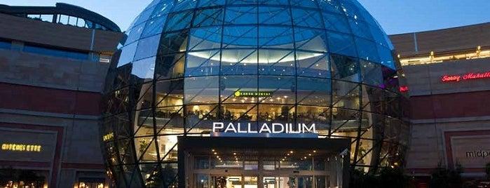 Palladium is one of İstanbul'daki Alışveriş Merkezleri.