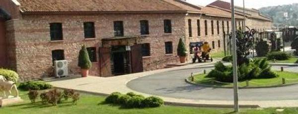 Rahmi M. Koç Müzesi is one of İstanbul'un Gezilmesi Görülmesi Gereken Yerleri.