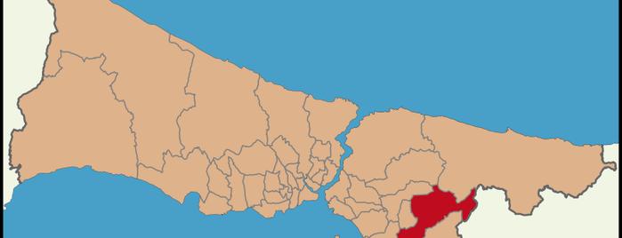 Pendik is one of İstanbul'un İlçeleri.