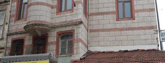 Süzgeççi Yusuf Camii is one of İstanbul'un Gezilmesi Görülmesi Gereken Yerleri.