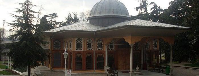 Aynalıkavak Kasrı is one of İstanbul'un Gezilmesi Görülmesi Gereken Yerleri.