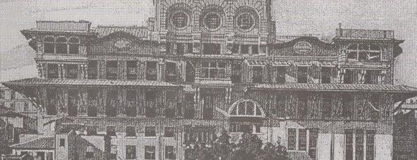 Osmanlı Bankası Müzesi is one of İstanbul'un Gezilmesi Görülmesi Gereken Yerleri.