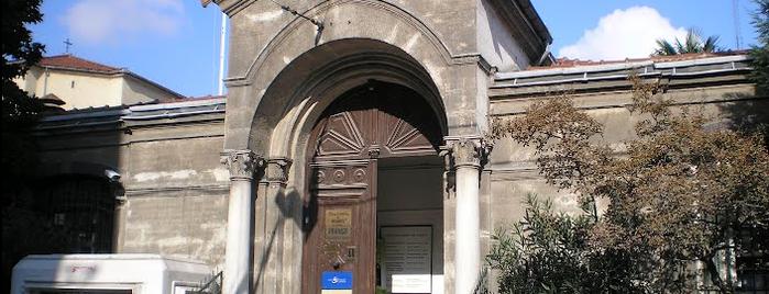 Fransız Kültür Merkezi is one of İstanbul'un Gezilmesi Görülmesi Gereken Yerleri.