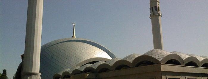 Şakirin Camii is one of İstanbul'un Gezilmesi Görülmesi Gereken Yerleri.
