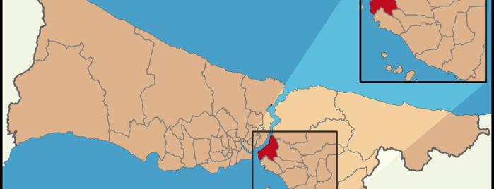 Üsküdar is one of İstanbul'un İlçeleri.