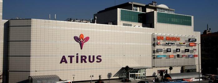 Atirus is one of İstanbul'daki Alışveriş Merkezleri.