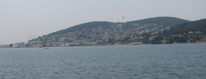 Heybeliada is one of İstanbul'un Gezilmesi Görülmesi Gereken Yerleri.