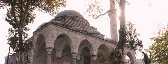 Murat Paşa Camii is one of ÜSKÜDAR_İSTANBUL.