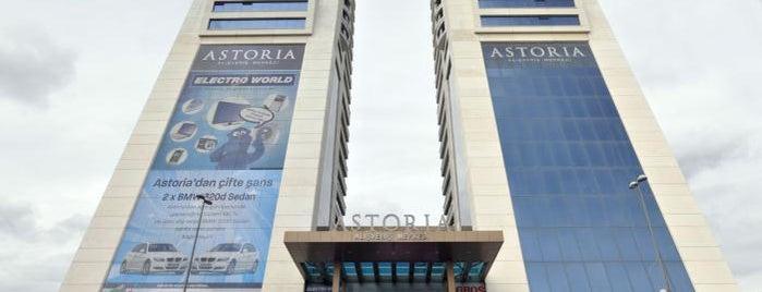 Astoria is one of İstanbul'daki Alışveriş Merkezleri.
