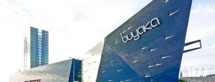 Buyaka is one of İstanbul'daki Alışveriş Merkezleri.