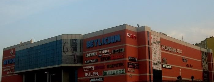 Beylicium is one of İstanbul'daki Alışveriş Merkezleri.