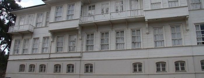 Aya Nikola Manastırı is one of İstanbul'un Gezilmesi Görülmesi Gereken Yerleri.