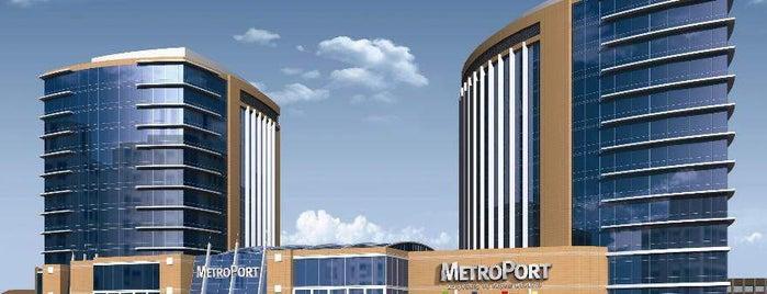 Metroport is one of İstanbul'daki Alışveriş Merkezleri.