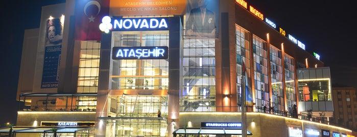 Novada Ataşehir is one of İstanbul'daki Alışveriş Merkezleri.