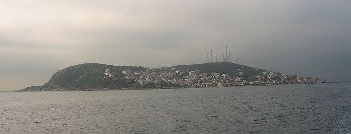 Kınalıada is one of İstanbul'un Gezilmesi Görülmesi Gereken Yerleri.