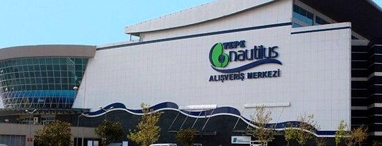 Tepe Nautilus is one of İstanbul'daki Alışveriş Merkezleri.