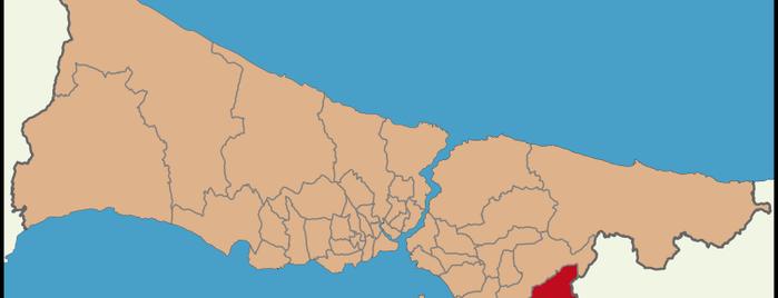 Tuzla is one of 4 istanbul.