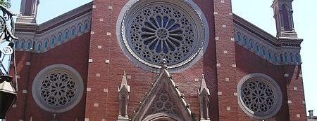Basilika St. Antonius is one of İstanbul'un Gezilmesi Görülmesi Gereken Yerleri.