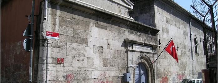Balat Surp Hreşdagabet Ermeni Kilisesi is one of İstanbul'un Gezilmesi Görülmesi Gereken Yerleri.
