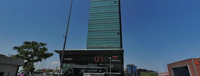 Sapphire Çarşı is one of İstanbul'daki Alışveriş Merkezleri.