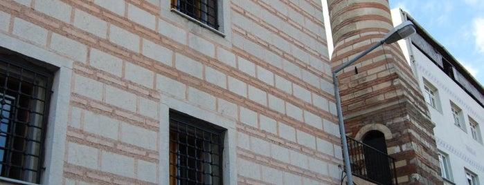 Abdi Subaşı Camii is one of İstanbul'un Gezilmesi Görülmesi Gereken Yerleri.