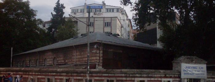 Osman Ağa Camii is one of İstanbul'un Gezilmesi Görülmesi Gereken Yerleri.