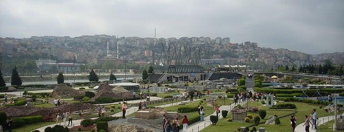 Miniatürk is one of İstanbul'un Gezilmesi Görülmesi Gereken Yerleri.