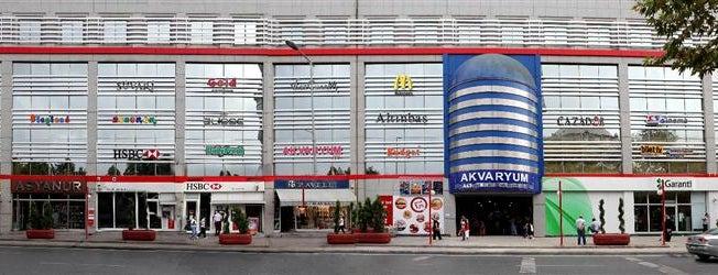 Akvaryum is one of İstanbul'daki Alışveriş Merkezleri.