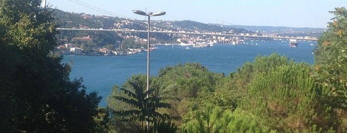 Fethi Paşa Korusu Sosyal Tesisleri is one of İstanbul'un Gezilmesi Görülmesi Gereken Yerleri.