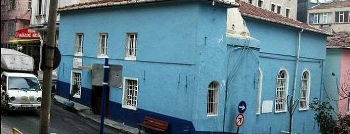 Kazancı Ali Ağa Camii is one of İstanbul'un Gezilmesi Görülmesi Gereken Yerleri.