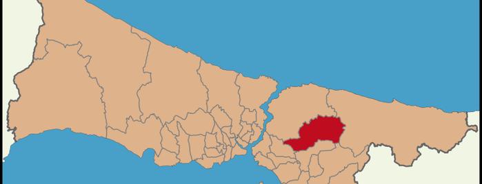 Çekmeköy is one of İstanbul'un İlçeleri.