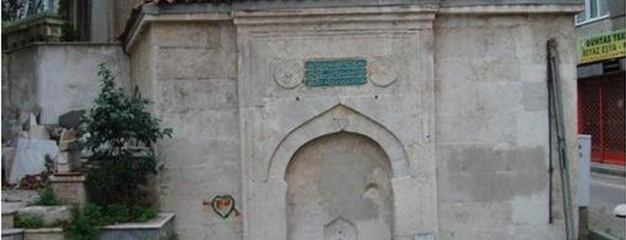 Hacı Faik Bey Çeşmesi is one of İstanbul'un Gezilmesi Görülmesi Gereken Yerleri.