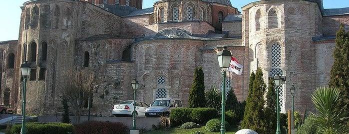 Molla Zeyrek Camii is one of İstanbul'un Gezilmesi Görülmesi Gereken Yerleri.