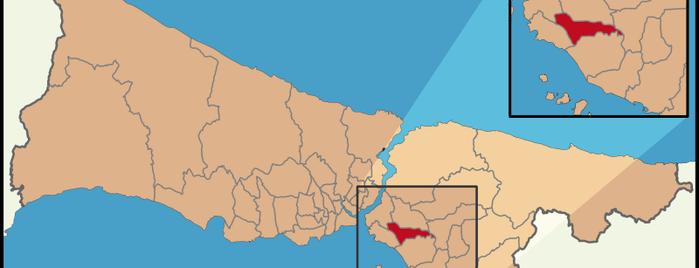 Ataşehir is one of İstanbul'un İlçeleri.