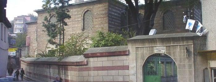 Ferruh Kethüda Camii is one of İstanbul'un Gezilmesi Görülmesi Gereken Yerleri.