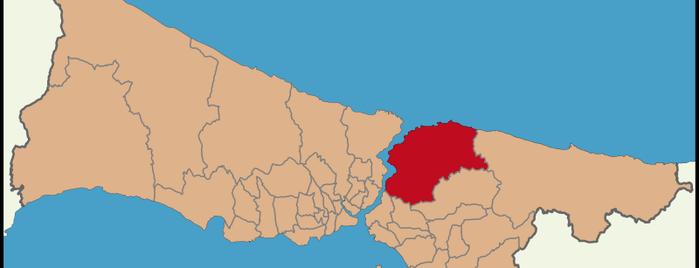 Beykoz is one of İstanbul'un İlçeleri.