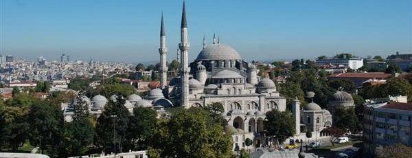Şehzadebaşı Camii is one of İstanbul'un Gezilmesi Görülmesi Gereken Yerleri.