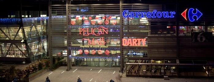 Pelican Mall is one of İstanbul'daki Alışveriş Merkezleri.