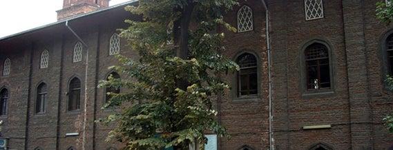 Arap Camii is one of İstanbul'un Gezilmesi Görülmesi Gereken Yerleri.