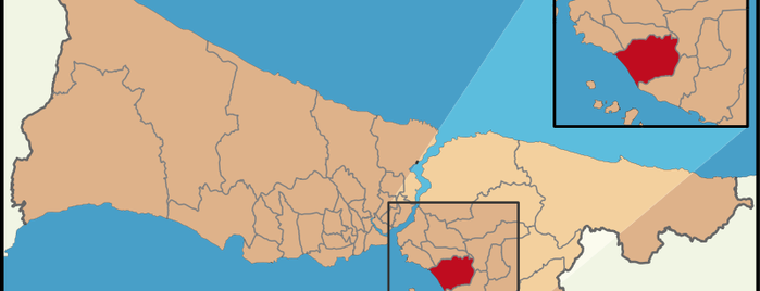 Maltepe is one of İstanbul'un İlçeleri.