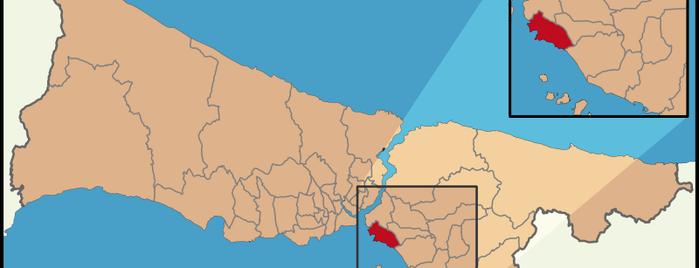 Kadıköy is one of İstanbul'un İlçeleri.