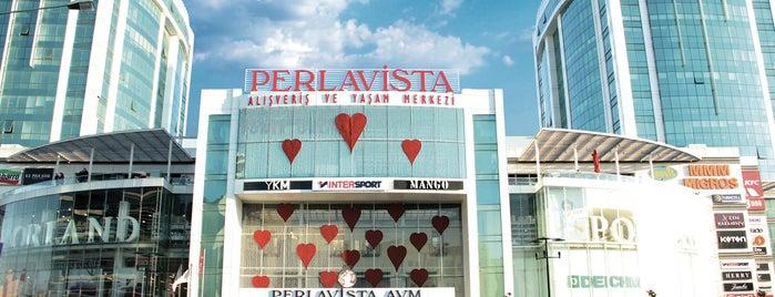 Perlavista is one of İstanbul'daki Alışveriş Merkezleri.