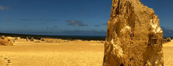 Nambung National Park is one of Andreas : понравившиеся места.