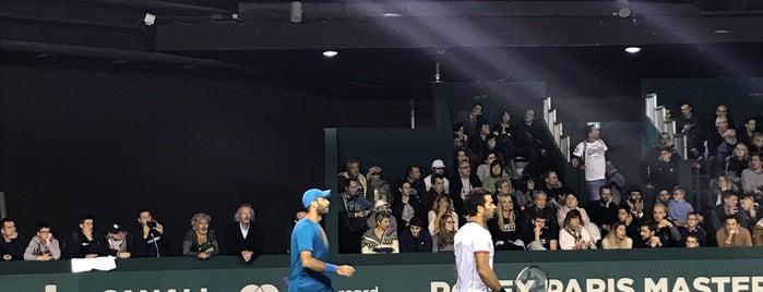 Court n°2 is one of Grand Slam.