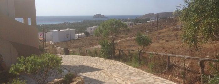 Xerokampos is one of Kreta - Greece.